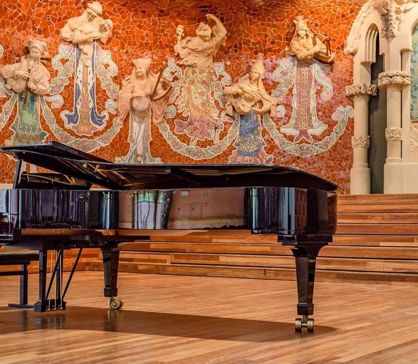Live Piano tour
