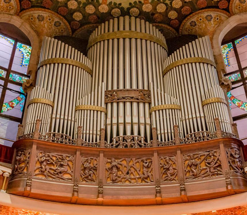 Live Organ tour