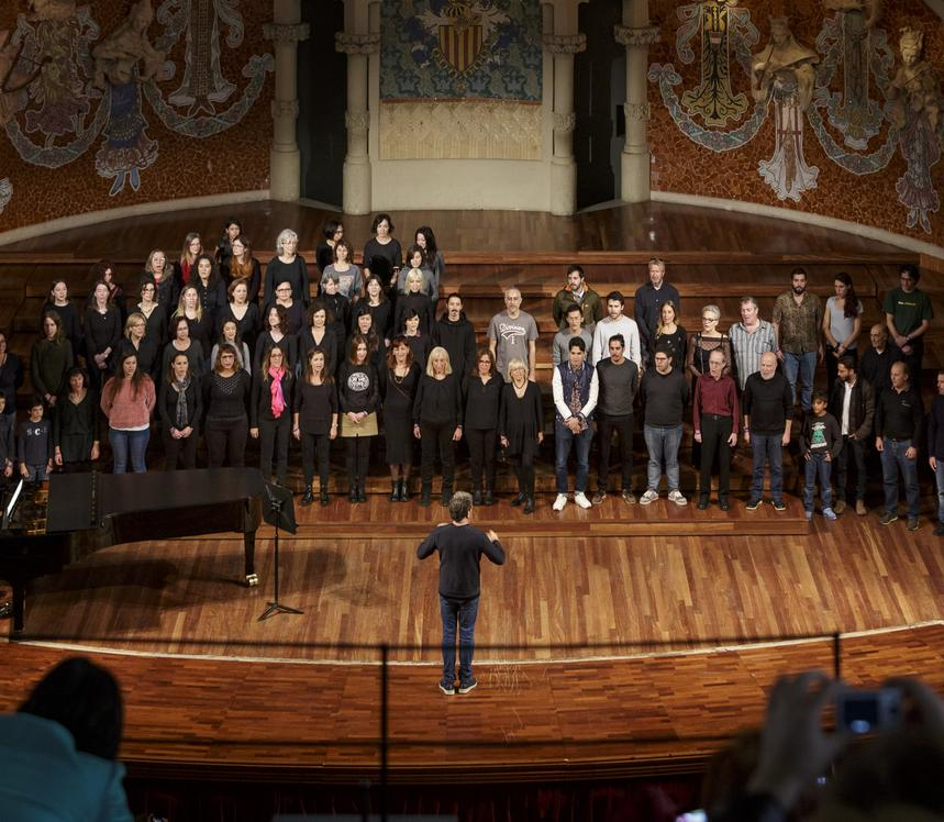 Palau Choir Experience